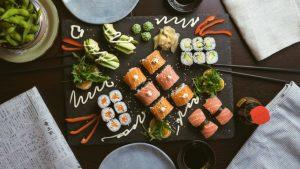 Sushi restaurant Hoogvliet